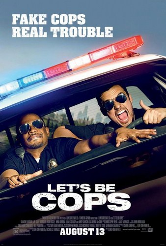 Let's Be Cops [DVD9][Latino]