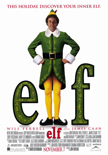 Elf [DVD9] [Latino]