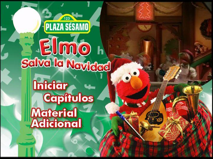 Elmo Saves Christmas.Elmo Saves Christmas Latino Tododvdfull Descargar