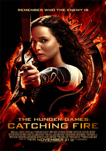 The Hunger Games: Catching Fire [DVD9] [Latino]