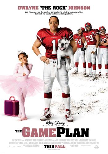 The Game Plan [DVD9] [Latino]