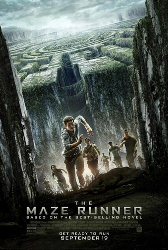 The Maze Runner [BD25][Latino]