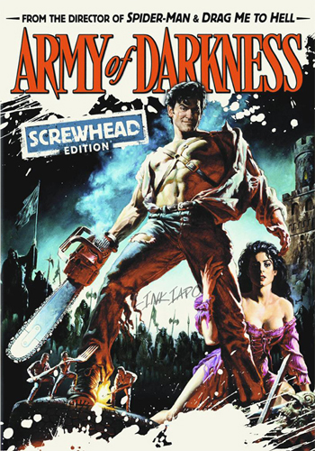 Army of Darkness [DVD9] [Latino]
