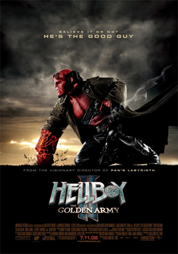 Hellboy II: The Golden Army [DVD9] [Latino]