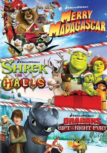 Dreamworks Holiday [DVD9] [Latino]