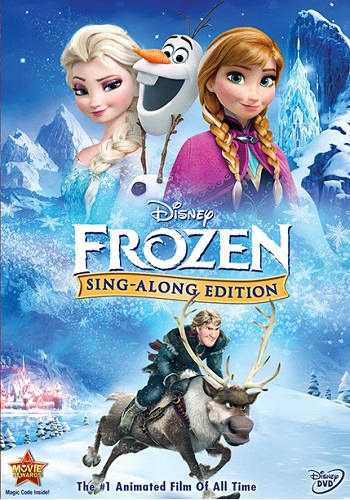 Frozen: Sing Along Edition [DVD9] [Latino]