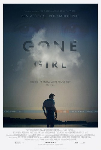 Gone Girl [BD25][Latino]