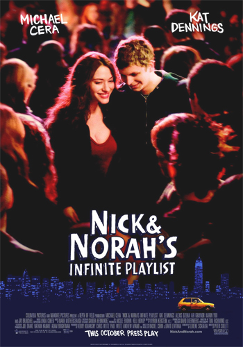 Nick and Norah's Infinite Playlist [Latino]