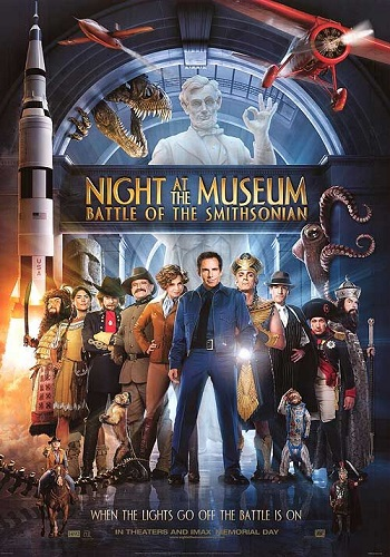 Night At The Museum: Battle Of The Smithsonian [Latino]