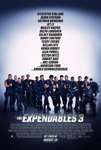 The Expendables 3 [BD25][Latino]
