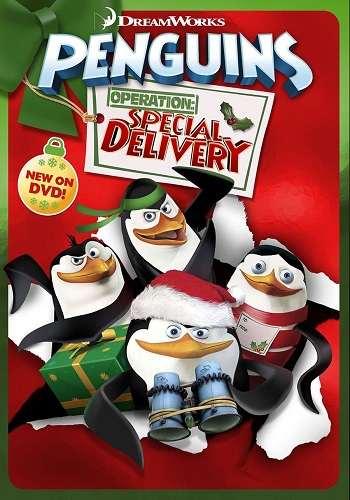 The Penguins Of Madagascar: Operation Special Delivery [DVD9] [Latino]
