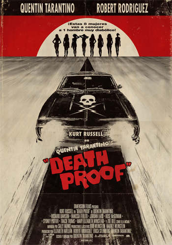 Death Proof [DVD9] [Latino]