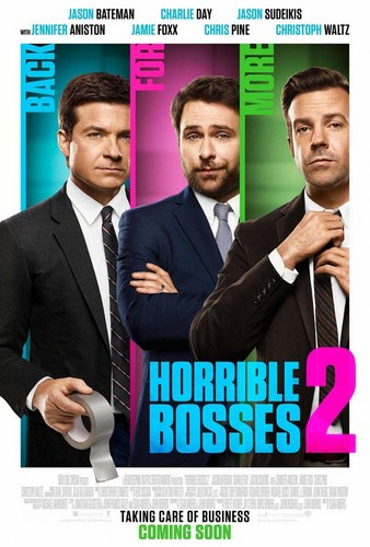 Horrible Bosses 2 [BD25][Latino]