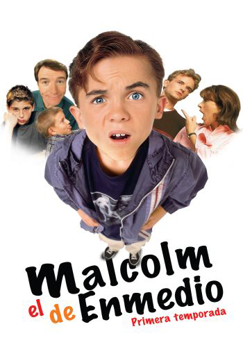 Malcolm in the Middle: Season 1 [DVD9] [Latino]