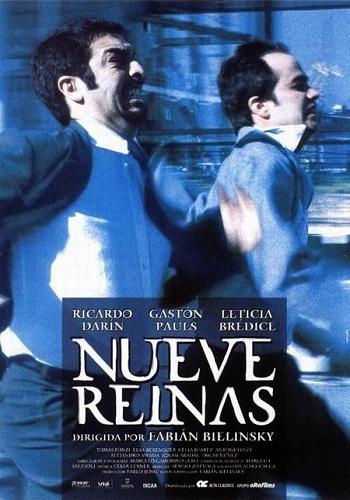 Nueve Reinas [DVD9] [Latino]