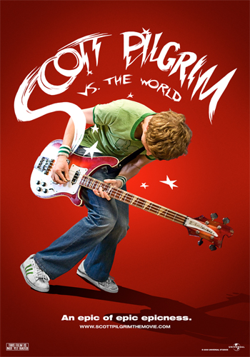 Scott Pilgrim vs. the World [DVD9] [Latino]