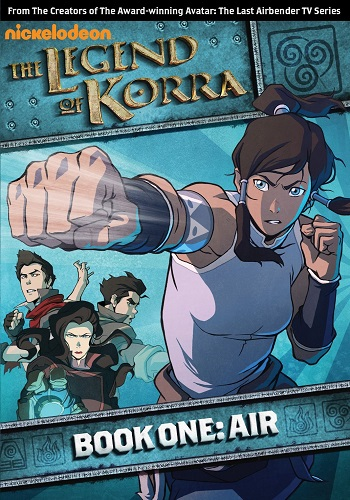 The Legend Of Korra: Book One: Air [Latino]