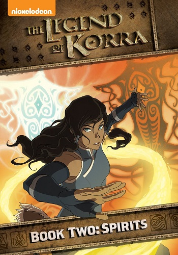The Legend Of Korra: Book Two: Spirits [Latino]