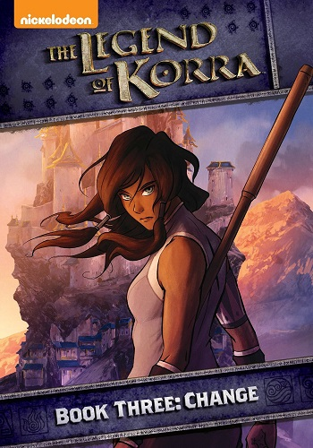 The Legend Of Korra: Book Three: Change [Latino]
