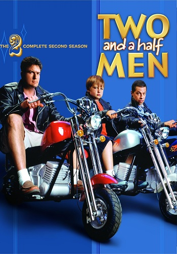 Two And A Half Men: Season 2 [Latino]