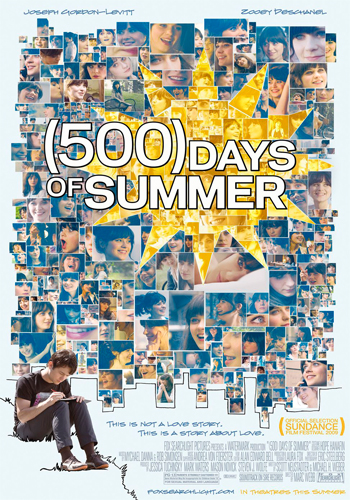 (500) Days of Summer [DVD9] [Latino]