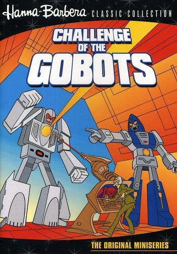 Challenge Of The Gobots [Latino]