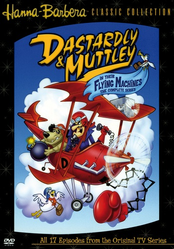 Dastardly And Muttley In Their Flying Machine [DVD9] [Latino]