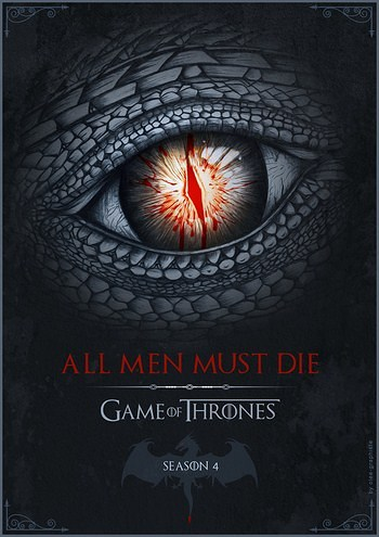 Game of Thrones: Season 4 [BD25][Latino]