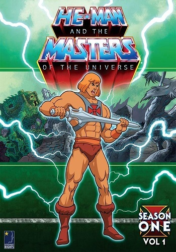 He-Man And The Master Of The Universe: Season 1 [DVD9] [Latino]