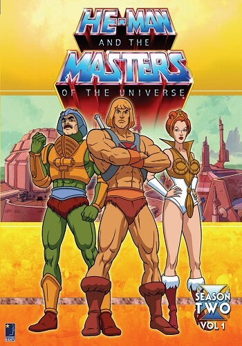 He-Man And The Master Of The Universe: Season 2 [DVD9] [Latino]