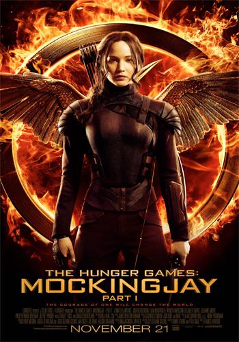 The Hunger Games: Mockingjay – Part I [DVD9] [Latino]