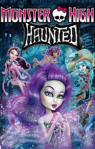 Monster High: Haunted [Latino]
