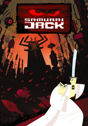 Samurai Jack: The Complete Series [DVD9] [Latino]