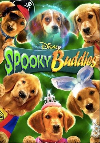 Spooky Buddies [DVD9] [Latino]