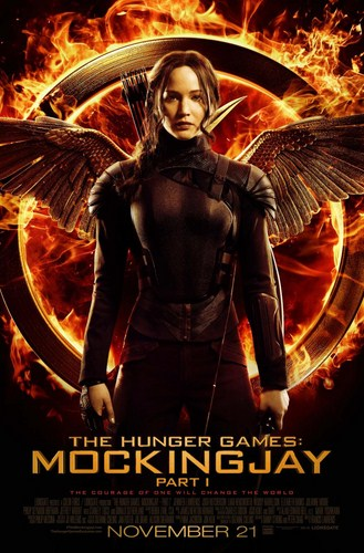 The Hunger Games: Mockingjay – Part I [BD25][Latino]