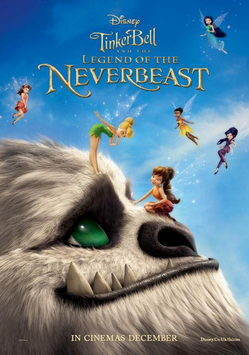 Tinker Bell and the Legend of the NeverBeast [BD25][Latino]