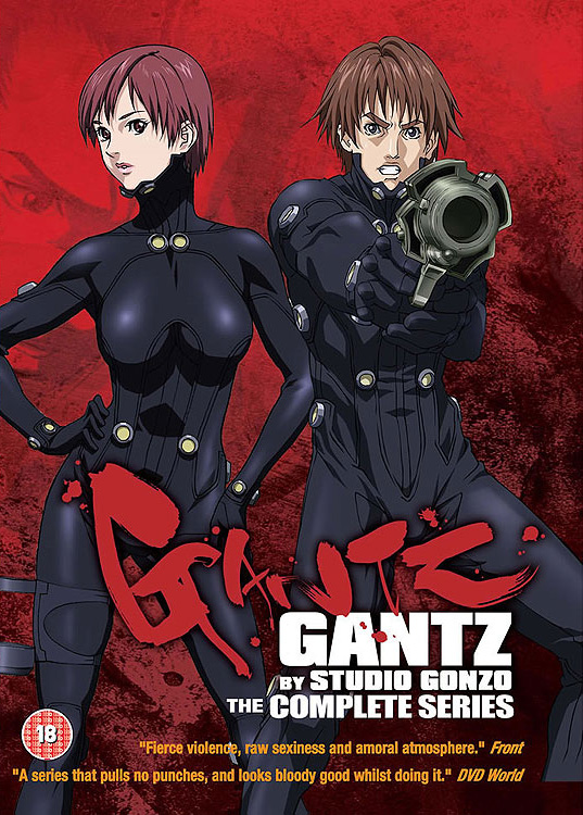 Gantz: Perfect Score Collection [DVD9][Latino]