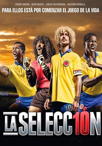La Seleccion: Temporada 1 [Latino]