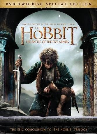 The Hobbit: The Battle of the Five Armies – Special Edition [DVD9+DVD5][Latino]