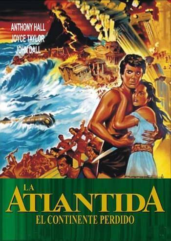 Atlantis: The Lost Continent [Latino]