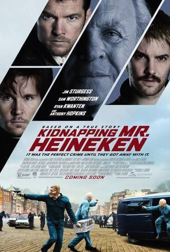 Kidnapping Mr. Heineken [BD25]