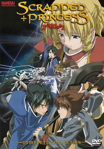Scrapped Princess [DVD9]
