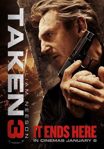 Taken 3 [DVD9] [Latino]