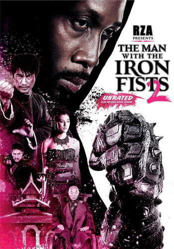 The Man with the Iron Fists 2 [BD25][Latino]
