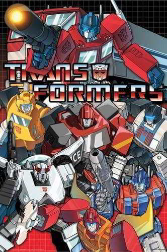 Transformers G1 [DVD9] [Latino]