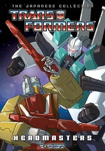Transformers: Headmasters [DVD9] [Latino]