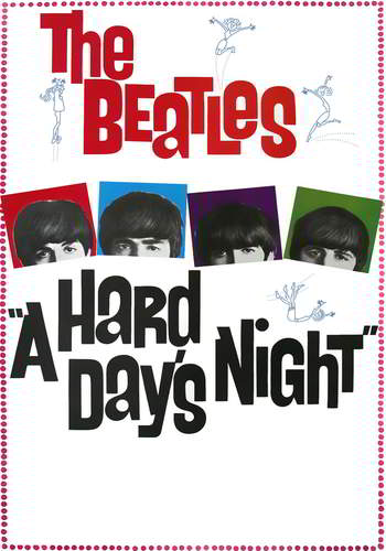 The Beatles: A Hard Day's Night [DVD5][Castellano][PAL]