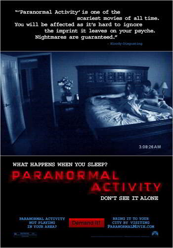 Paranormal Activity [DVD9] [Latino]