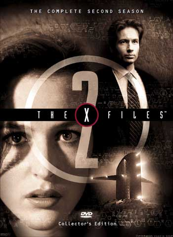 The X Files Season 2 [Dvd9]
