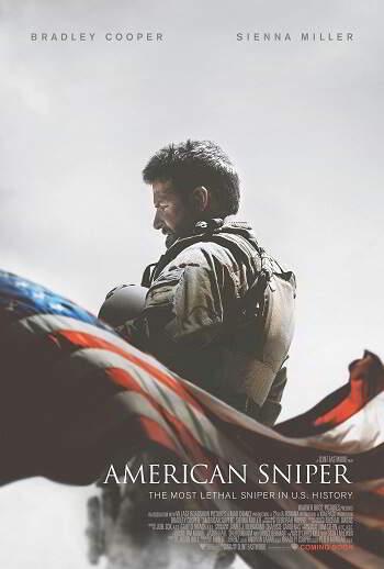 American Sniper [DVD9+DVD5] [Latino]